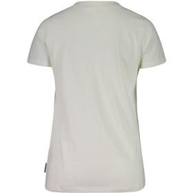 Maloja SandraM. Bluzka z krótkim rękawem Kobiety, vintage white
